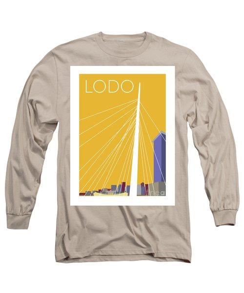 Lodo/gold Long Sleeve T-Shirt
