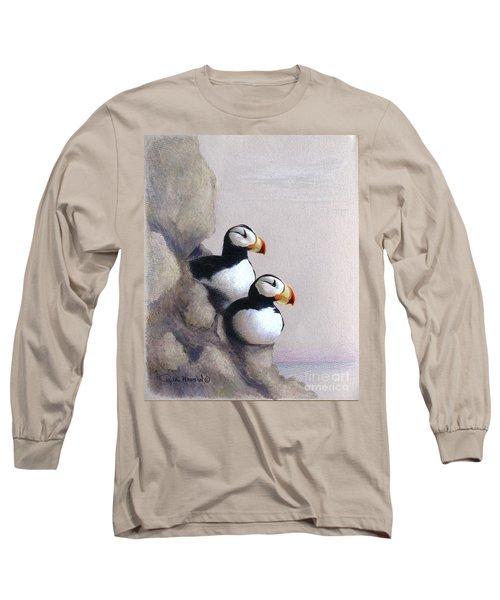 Lofty View Long Sleeve T-Shirt