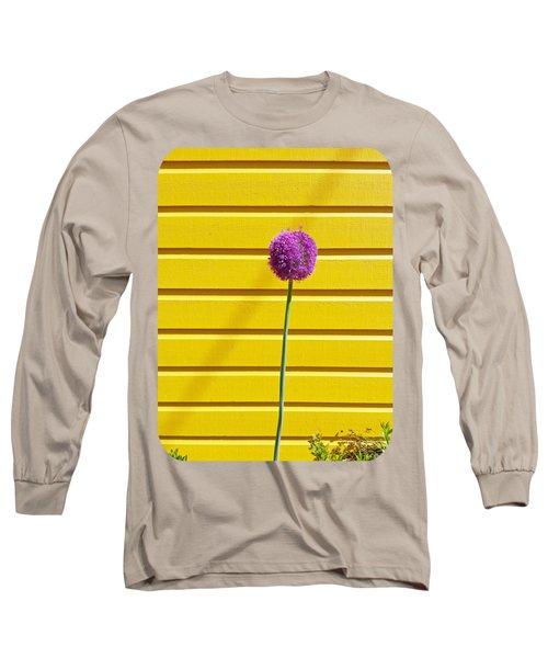 Lollipop Head Long Sleeve T-Shirt by Ethna Gillespie