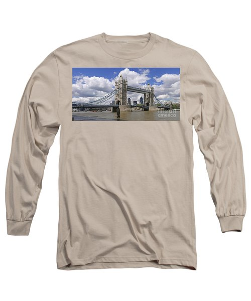 London Towerbridge Long Sleeve T-Shirt