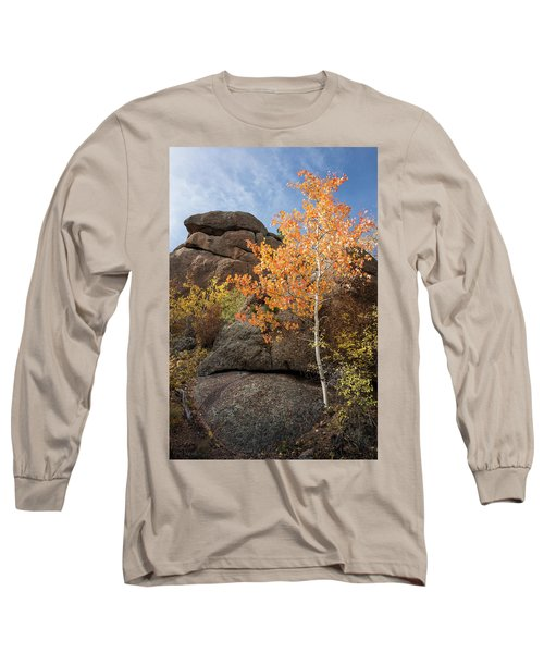 Lone Aspen Long Sleeve T-Shirt
