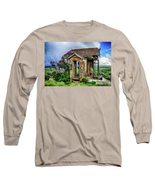 Lonely Lilacs Long Sleeve T-Shirt
