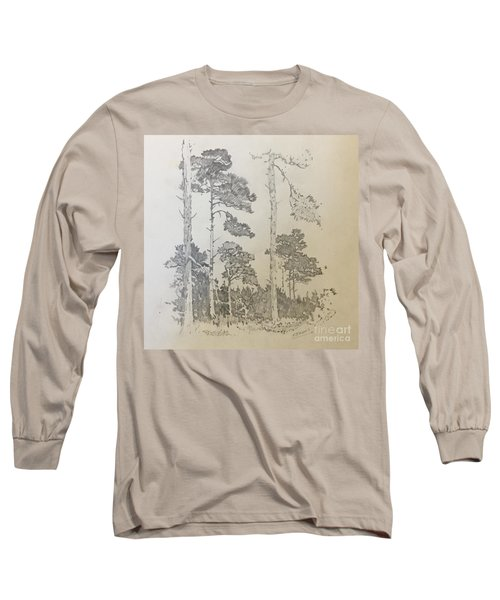 Lonely Pines Long Sleeve T-Shirt