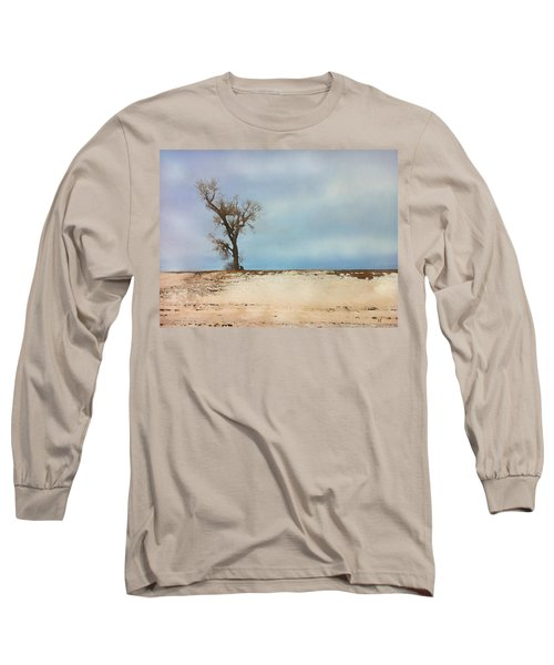 Lonely Sentinel  Long Sleeve T-Shirt