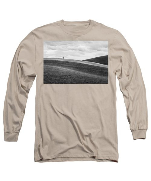 Lonesome Long Sleeve T-Shirt by Ryan Manuel