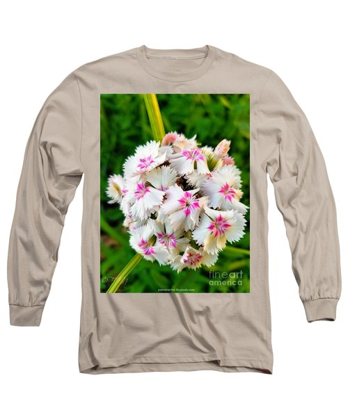 Long Awaited Blooms Long Sleeve T-Shirt