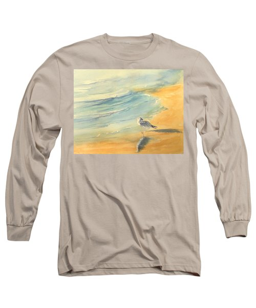 Long Beach Bird Long Sleeve T-Shirt