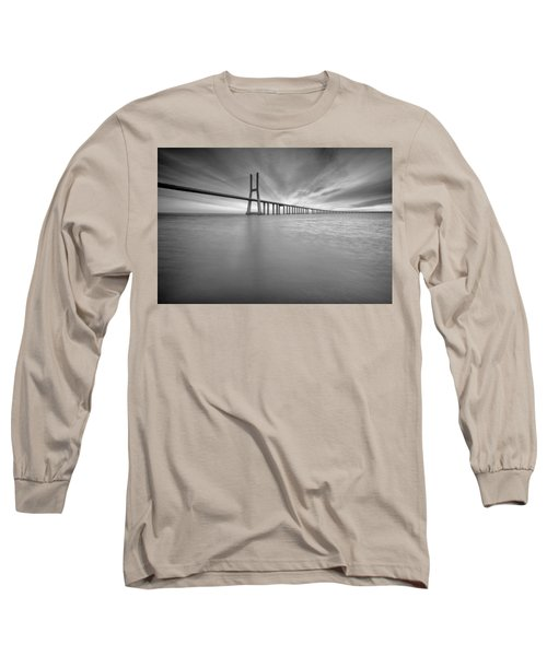 Long Bridge Portugal Bw Long Sleeve T-Shirt