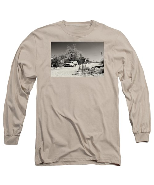 Long Way To Tennessee Long Sleeve T-Shirt by Juergen Klust