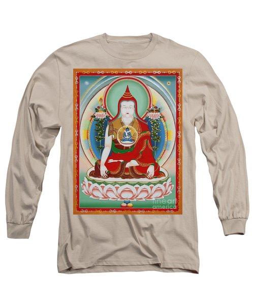 Longchenpa Long Sleeve T-Shirt