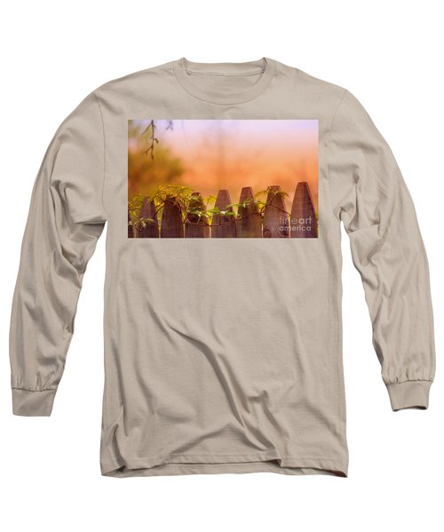 Look Beyond The Boundary Long Sleeve T-Shirt
