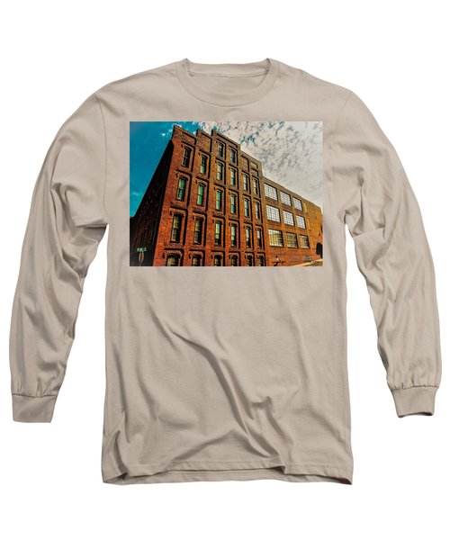 Look Up In The Sky Too Long Sleeve T-Shirt