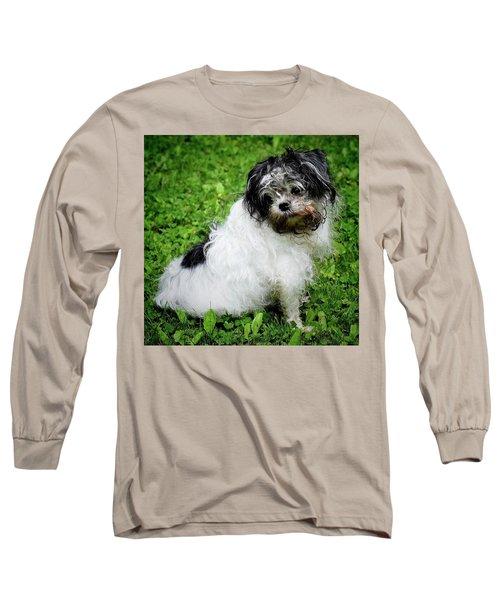 I Was Not In The Dirt Again.... Long Sleeve T-Shirt