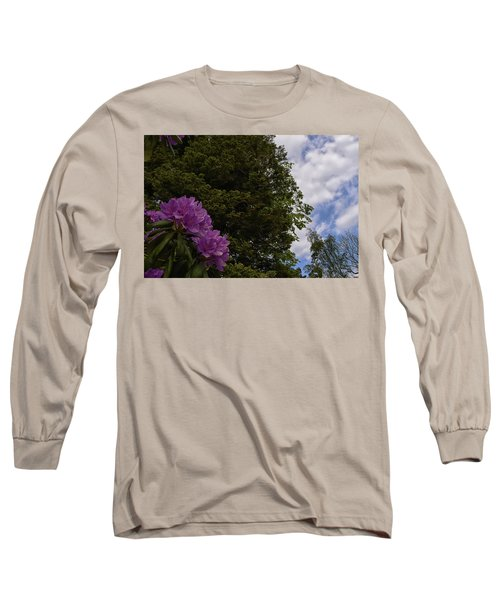 Looking To The Sky Long Sleeve T-Shirt