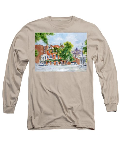 Lord Dudley Hotel Long Sleeve T-Shirt