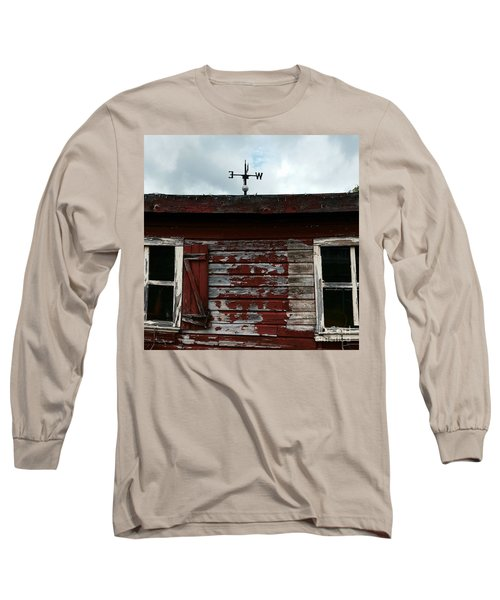 Lost Direction Long Sleeve T-Shirt