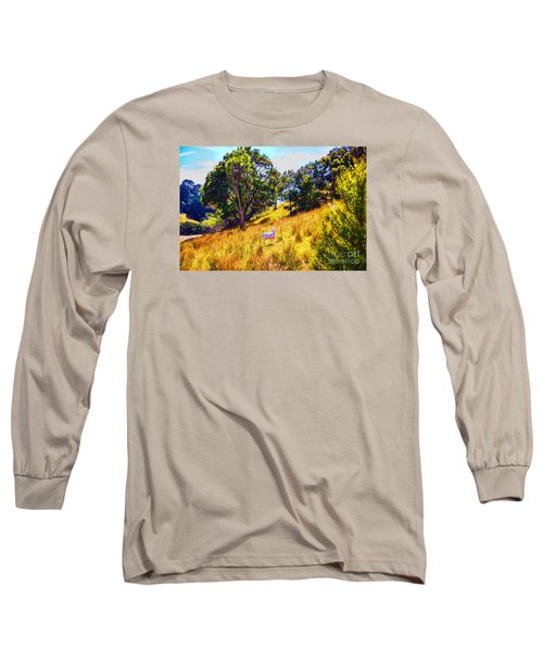 Lost Lamb Long Sleeve T-Shirt