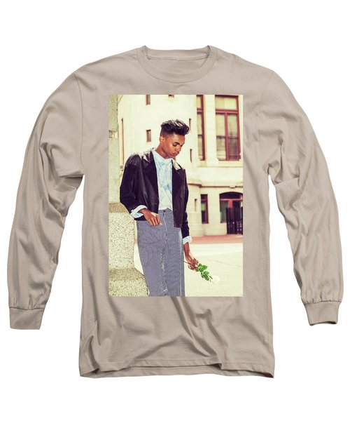 Lost Rose Long Sleeve T-Shirt