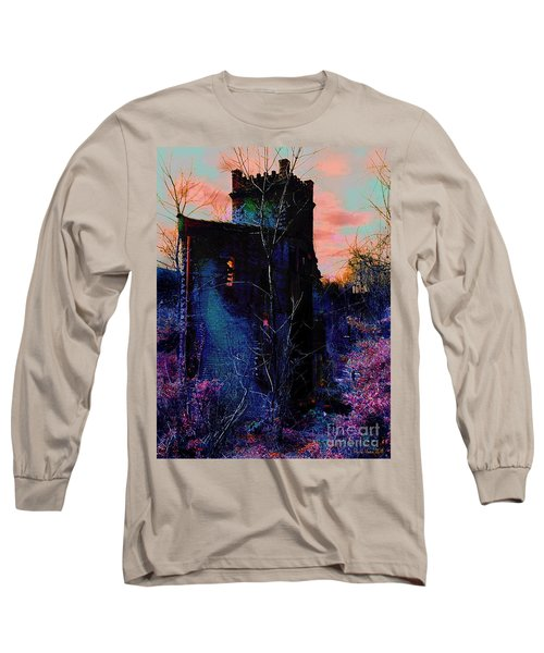 Lost Tower Of The Blue King Long Sleeve T-Shirt