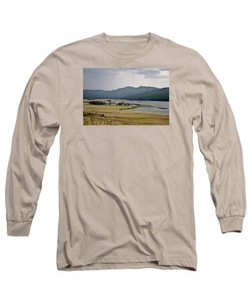 Lost Trail Wildlife Refuge 2 Long Sleeve T-Shirt