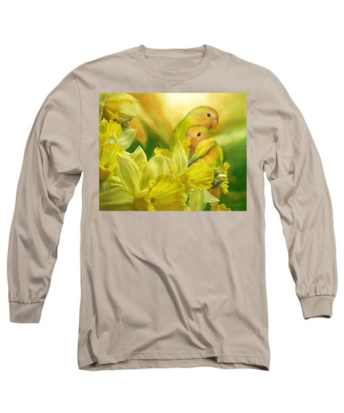 Love Among The Daffodils Long Sleeve T-Shirt
