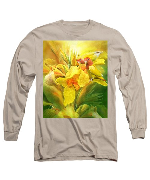 Love Among The Orchids Long Sleeve T-Shirt