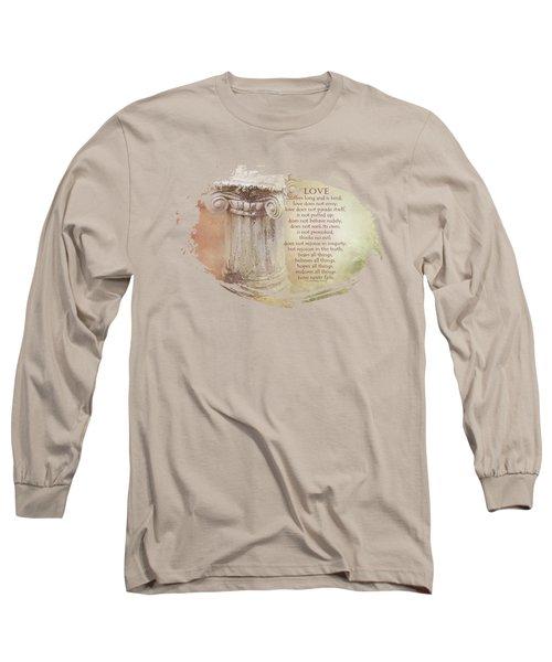 Love Believes  Long Sleeve T-Shirt