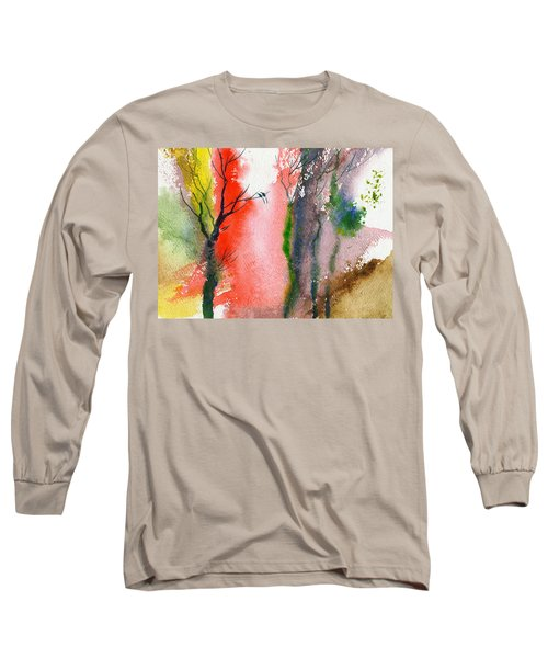 Love Birds 2 Long Sleeve T-Shirt