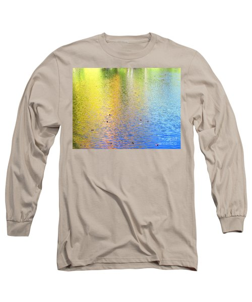 Love Calls Unceasingly Long Sleeve T-Shirt