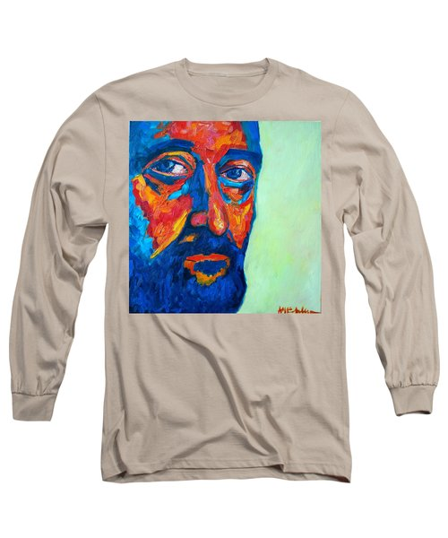 Love Him So Much Long Sleeve T-Shirt by Ana Maria Edulescu