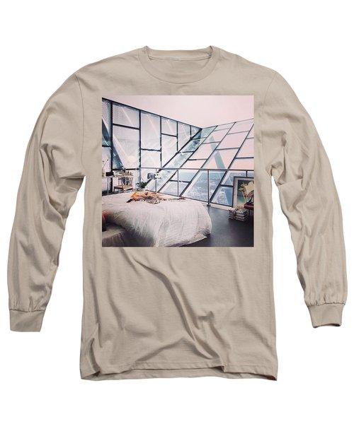 Home Cute Long Sleeve T-Shirt