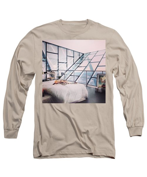 Home Cute Long Sleeve T-Shirt