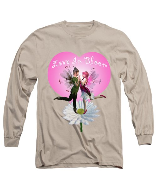 Love In Bloom Long Sleeve T-Shirt