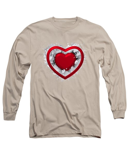 Love In Love Long Sleeve T-Shirt