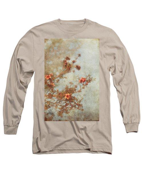 Love Is In Bloom Long Sleeve T-Shirt