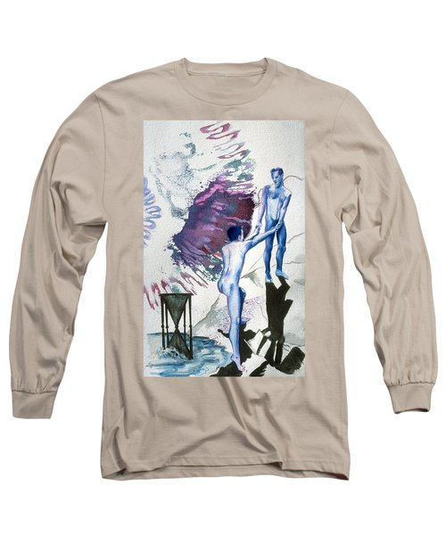 Love Metaphor - Drift Long Sleeve T-Shirt