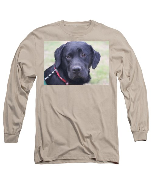 Long Sleeve T-Shirt featuring the photograph Love Unflinching by Vadim Levin