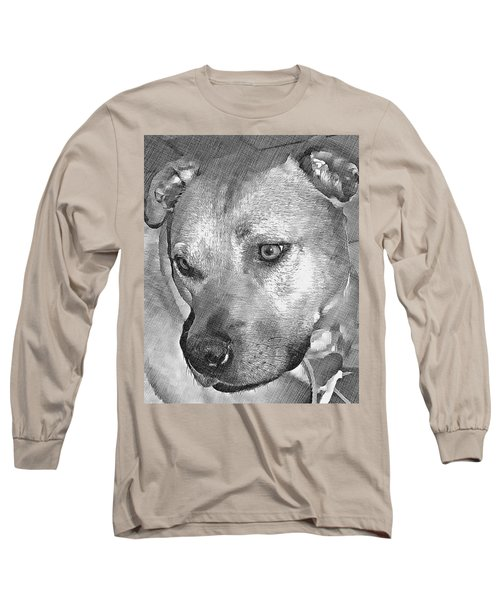 Lovely Dog Long Sleeve T-Shirt