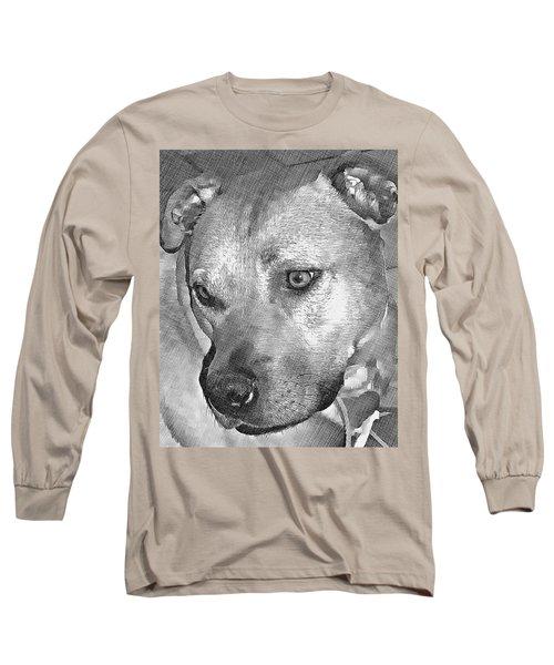 Lovely Dog Long Sleeve T-Shirt