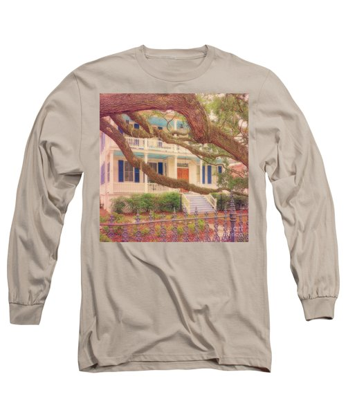 Lovely Old South Long Sleeve T-Shirt