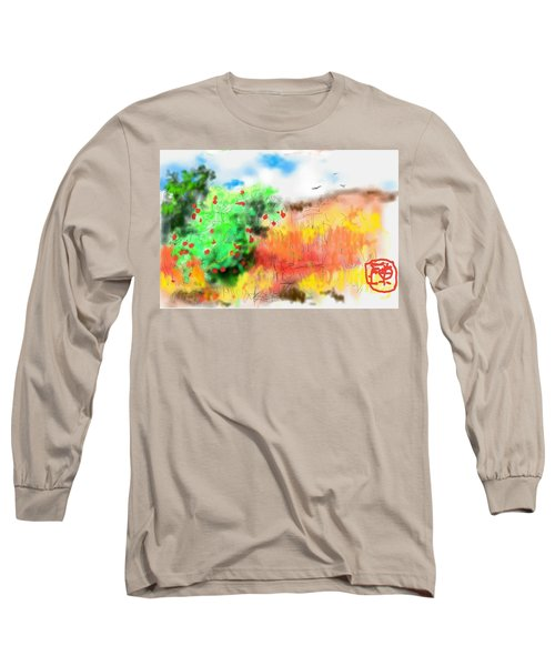 lovin Idaho autumn Long Sleeve T-Shirt