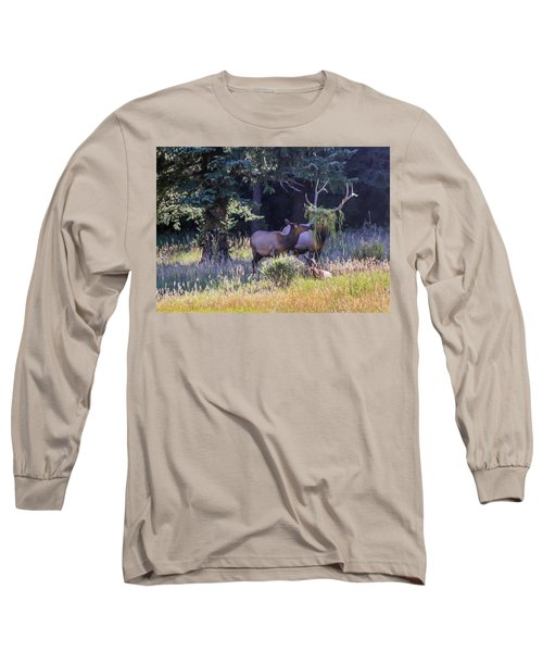 Loving The New Hairdo Long Sleeve T-Shirt