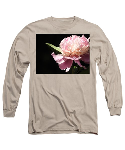 Loving The Sunshine Long Sleeve T-Shirt by Betty-Anne McDonald