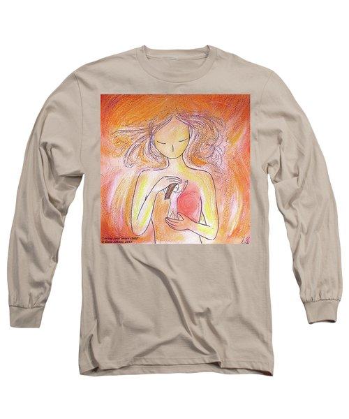 Loving Your Inner Child Long Sleeve T-Shirt