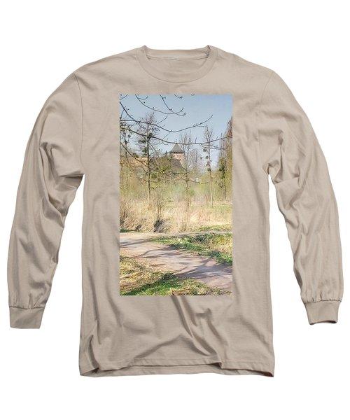 Lubart Castle Long Sleeve T-Shirt