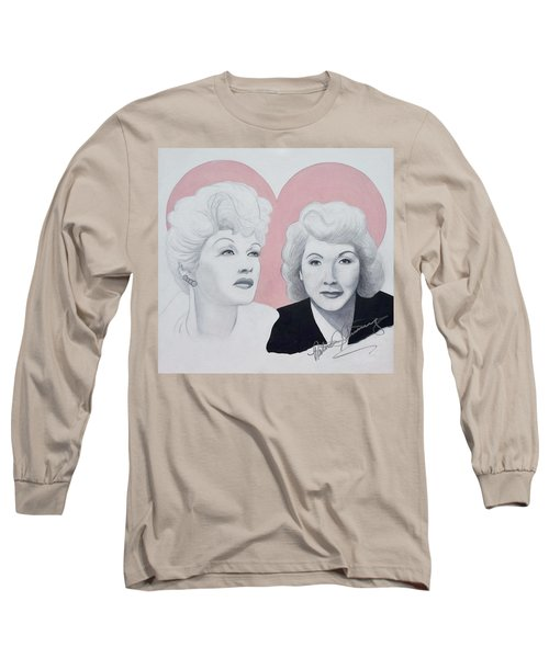 Lucille And Vivian Long Sleeve T-Shirt
