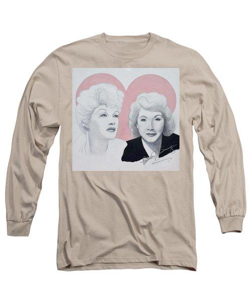 Lucille And Vivian Long Sleeve T-Shirt