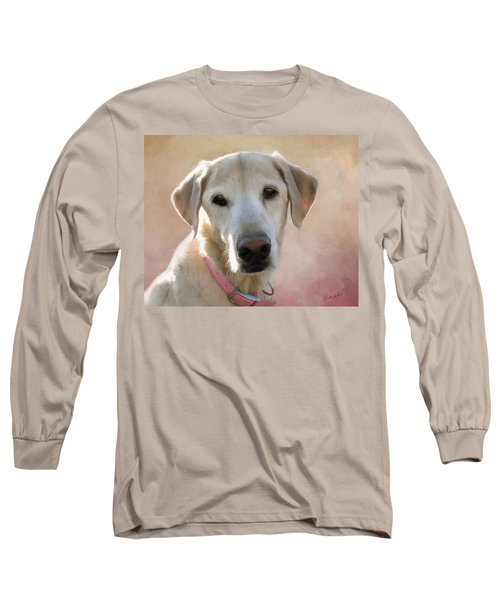 Lucy In Pink Long Sleeve T-Shirt