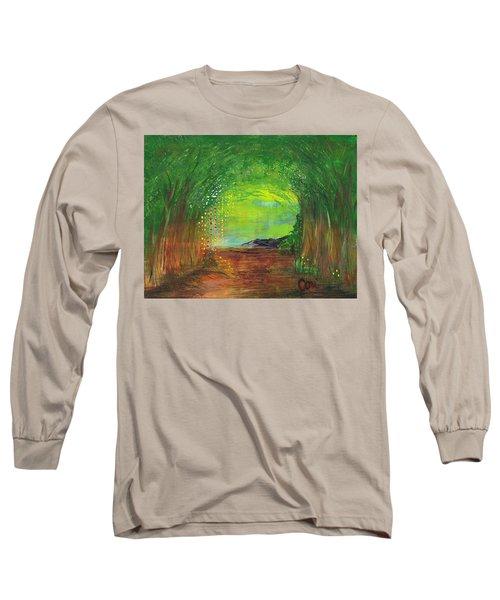 Luminous Path Long Sleeve T-Shirt