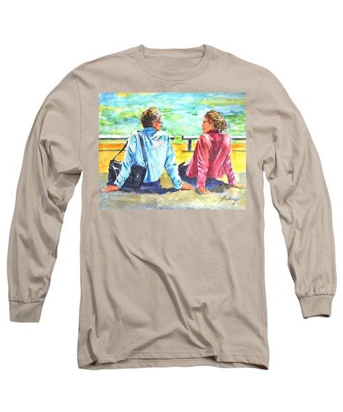 Lunch Break Long Sleeve T-Shirt